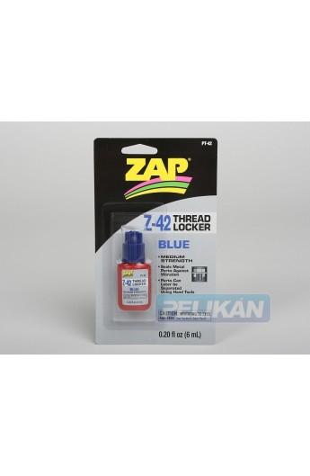 image: Adeziv suruburi Zap Z-42 medium (blue)