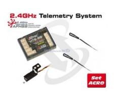 Telemetrie Hitec - Basic pack Acro