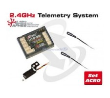image: Telemetrie Hitec - Basic pack Acro