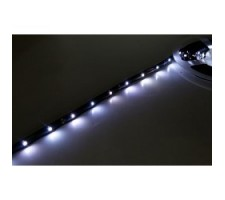 image: Banda adeziva luminoasa 90 cm (alb)