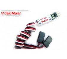 Mixer V-tail