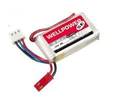 image: Acumulator LiPo WellPower SE 7.4V 250 mAh, 20/40C
