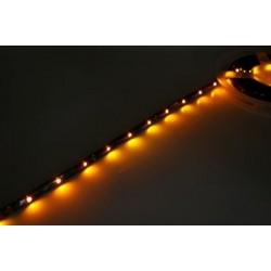 Banda adeziva luminoasa 90 cm (galben)