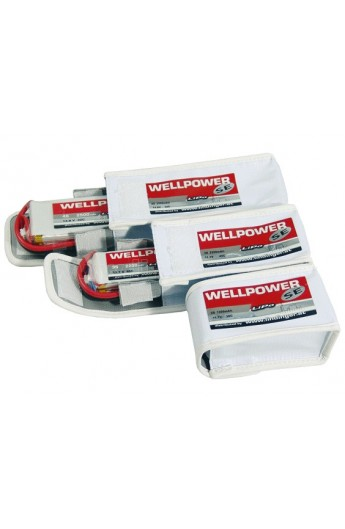 image: Acumulator LiPo WellPower SE V2 14.8V 3200 mAh, 30/60/5C