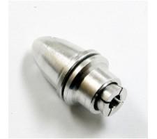 image: Adaptor elice D4, M6 Alu