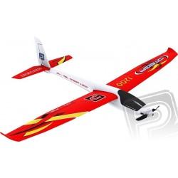Aeromodel Omega 1200, planor ARF