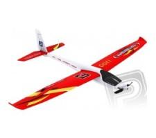 image: Aeromodel Omega 1200, planor ARF