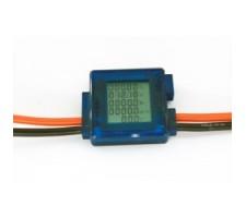 Wattmetru 50A/6000W WM100