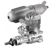 image: Motor O.S. MAX 65AX (10.63 cc) cu toba