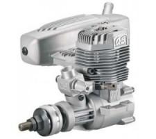 image: Motor O.S. MAX 75AX (12.3 cc) cu toba