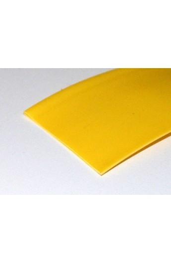 image: Tub termocontractil color 51mm x 100cm (galben)