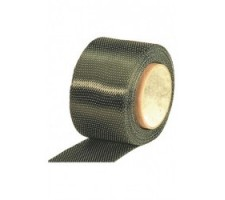 image: Banda din fibra de carbon unidirectional, 50x0.24 mm