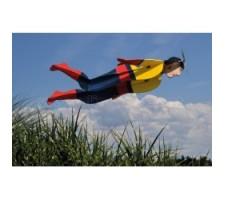 image: Aeromodel SkyMan, kit din Depron