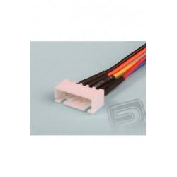Conector egalizare Align (JST-XH) 4s tata cu cablu