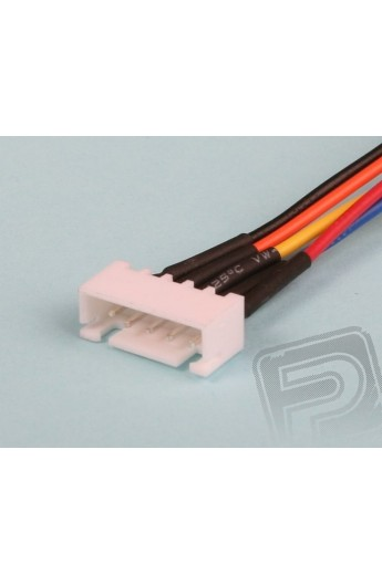 image: Conector egalizare Align (JST-XH) 4s tata cu cablu