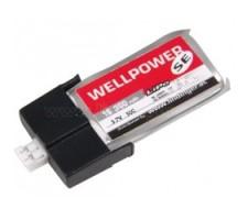 image: Acumulator LiPo WellPower SE 3.7V 300 mAh/30C, Blade MCP-X