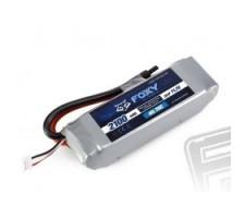 Acumulator LiPo Foxy 2100 mAh, 11.1V, 7/40/70 C