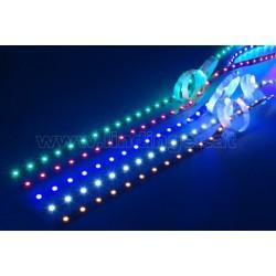 Banda luminosa 100cm/60LED (alb)