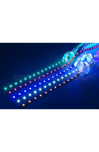 image: Banda luminosa 100cm/60LED (alb)