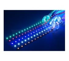 image: Banda luminosa 100cm/60LED (albastru)