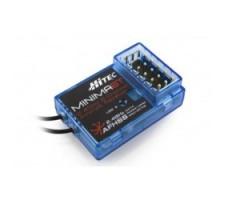 image: Receptor Hitec Minima 6T, 2.4 GHz AFHSS 6 Ch