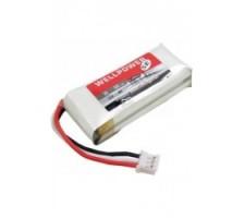 image: Acumulator LiPo WellPower SE 7.4V 300 mAh, 35/70C, Blade  130X
