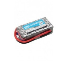 image: Acumulator LiPo WellPower SE ECO 11.1V 1300 mAh, 25/50/3C