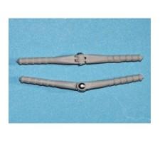 image: Balamale plastic D 3mm, 5 buc