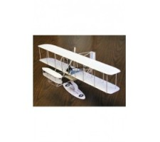 image: Aeromodel 1903 Wright Flyer, kit Guillow's