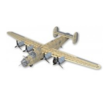 image: Aeromodel B-24D Liberator 1:28, kit static Guillow's