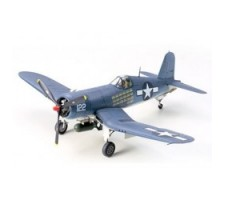 image: Model static Vought F4U-1A Corsair, 1:48