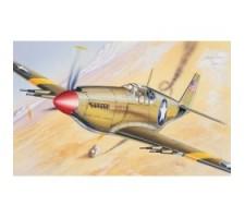 image: Model static P-51 Mustang, 1:72