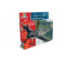 image: Model static BF-109 Messerscmitt SET, 1:72