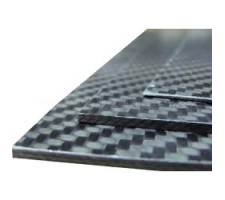 image: Placa carbon Ecotech 0.8 mm