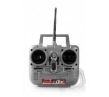 image: Radiocomanda 4 c. Hitec Lite4 2.4 GHz cu rec. Minima 6S