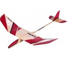 image: Aeromodel Kikina, kit planor pentru zbor liber