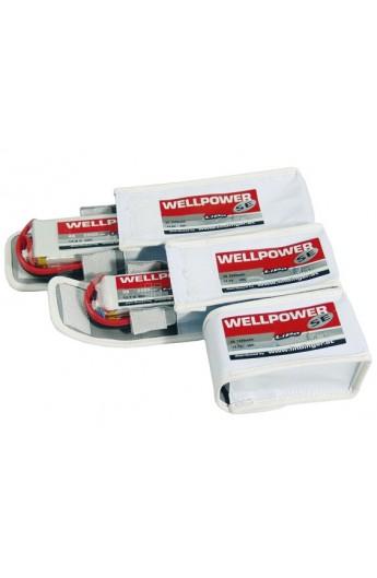 image: Acumulator LiPo WellPower SE V2 11.1V 5000 mAh, 30/60/5C