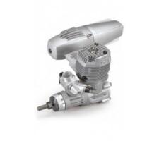 image: Motor O.S. MAX 55AX (8.93 cc) cu toba