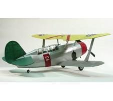 image: Aeromodel Curtiss SBC-3 Helldiver, kit Dumas