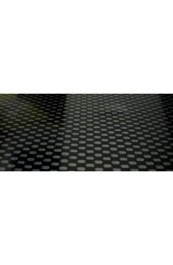 image: Placa ABS aspect carbon  1.5 mm 50x30 cm