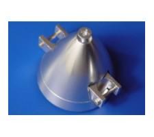 image: Con elice plianta din aluminiu 32/3 mm