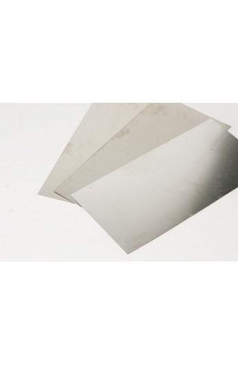 image: Placa duraluminiu 500x250x1.5 mm