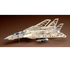 image: Aeromodel F-14 Tomcat, kit de macheta statica 1:40 balsa