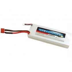 Acumulator LiPo WellPower SE 7.4V 4000 mAh, 50/100/2C Hard Case