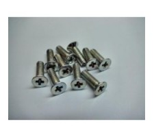 Surub cap ingropat M2x10 mm