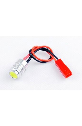 image: LED alb 1.5 W