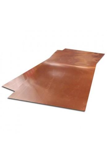 image: Placa cupru 0.2x100x500 mm