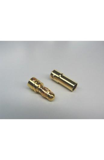 image: Conectori auriti 3.5 mm