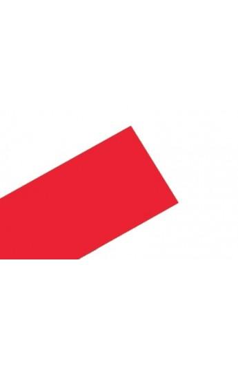 image: Tub termocontractil color 67mm x 100cm (rosu)