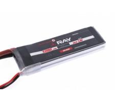Acumulator LiPo G4 RAY  1200 mAh, 7.4V, 2/30/60 C